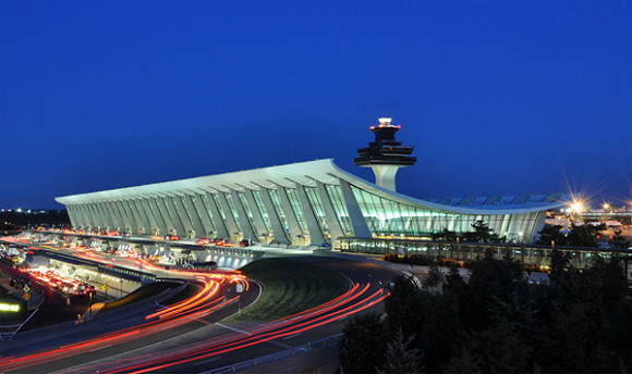 Aeroport de Dulles, Whashington
