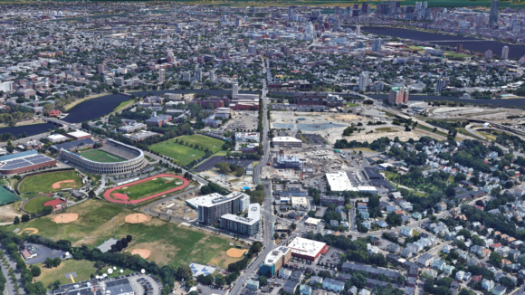 Future Harvard Innovation District - Allston Campus